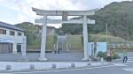 白兎神社の大鳥居